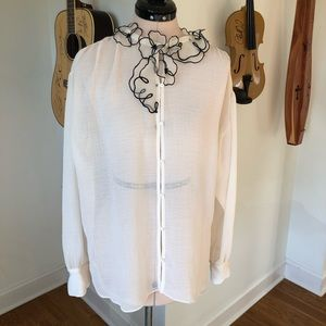 Beautiful See by Chloe blouse